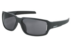 Scott - Obsess ACS Black Matte Sunglasses, Grey Lenses