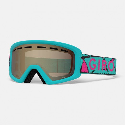 Giro - Rev Glacier Rock Snow Goggles / AR40 Lenses