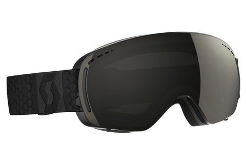 Scott - LCG Black Goggles, Solar Black Chrome Lenses