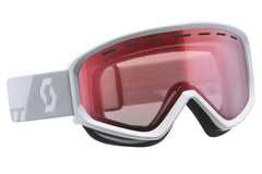 Scott - Fact White Goggles, Illuminator Lenses