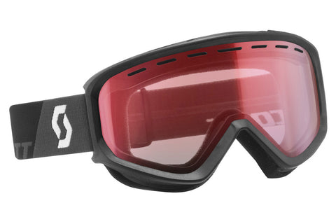 Scott - Buzz Black Goggles, Amplifier Lenses