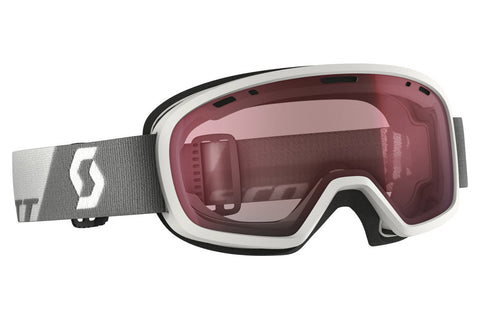 Scott - Buzz Pro OTG White Goggles, Amplifier Lenses