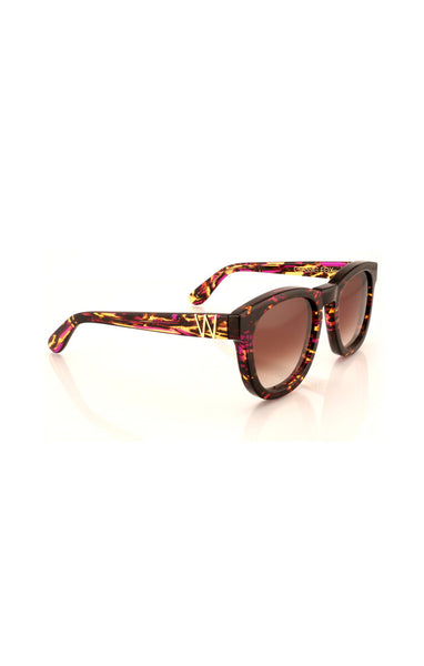 Wildfox - Classic Fox Montage Sunglasses