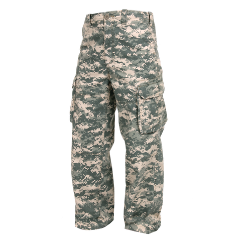 Rothco - Kids Vintage Paratrooper ACU Digital Camo Fatigue Pants