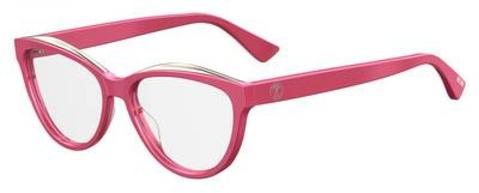 Moschino - Mos 529 Fuchsia Eyeglasses / Demo Lenses