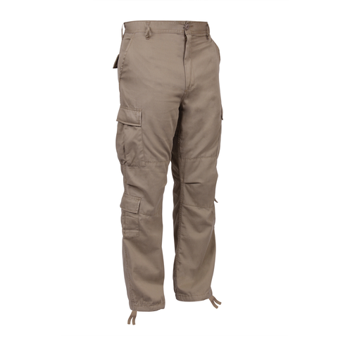 Rothco - Vintage Paratrooper Khaki Fatigue Pants