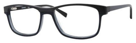 Adensco - Ad 120 54mm Blue Crystal Eyeglasses / Demo Lenses