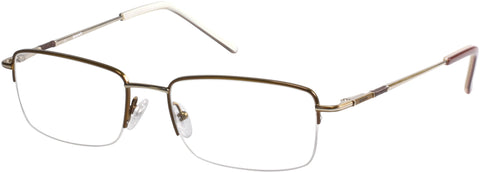 Gant - GAA577 57mm Gold Eyeglasses / Demo Lenses