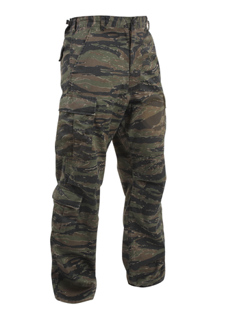 Rothco - Vintage Paratrooper Tiger Stripe Camo Fatigue Pants
