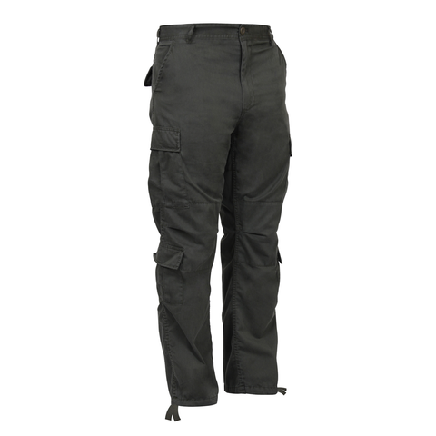 Rothco - Vintage Paratrooper Olive Drab Fatigue Pants