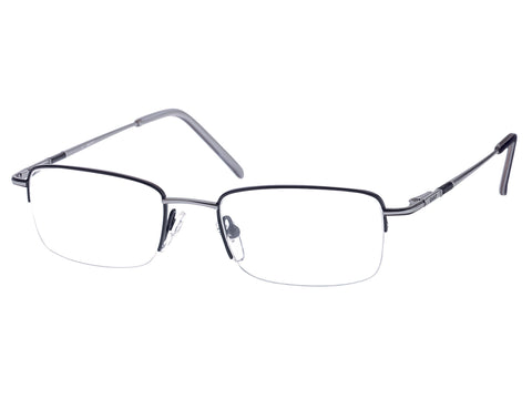 Gant - GAA577 Matte Black Eyeglasses / Demo Lenses