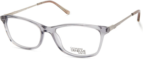 Catherine Deneuve - CD0423 Grey Eyeglasses / Demo Lenses