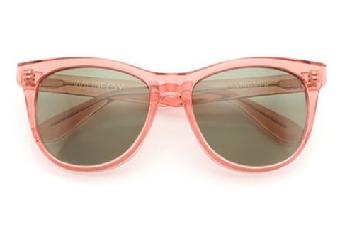 Wildfox - Catfarer Rosewater Sunglasses