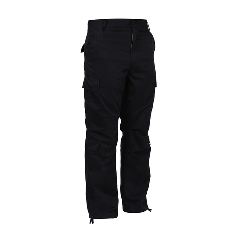 Rothco - Vintage Paratrooper Black Fatigue Pants