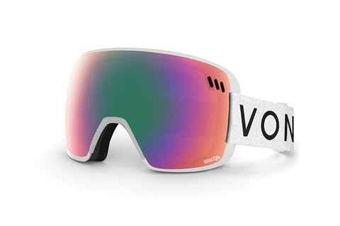 VonZipper - ALT XM White Satin Snow Goggles / Wildlife Lenses