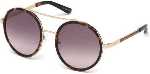 Marciano - GM0780 Dark Havana Sunglasses / Gradient Brown Lenses