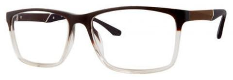 Chesterfield Eyewear - Ch 66XL 58mm Brown Crystal Eyeglasses / Demo Lenses