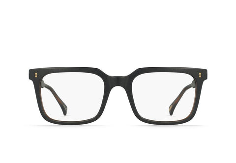 Raen - Dudley Black Tan Eyeglasses / Demo Lenses
