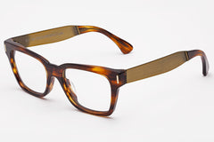 Super - America Francis Optical Havana Rx Glasses