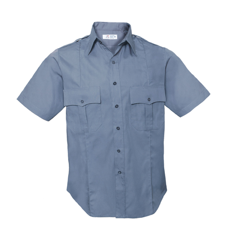 Rothco - Short Sleeve Law Enforcement & Security Professionals Light Blue Uniform Shirt