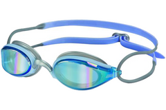 Zoggs - Women's Podium Mirror Blue Swim Goggles