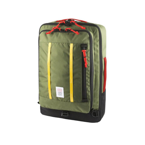 Topo Designs - Olive Unisex 30L Travel Bag