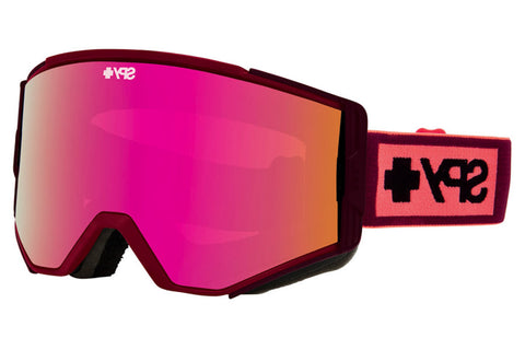Spy - Ace Elemental Blush Pink Goggles, Pink With Pink Spectra + Pink Lenses
