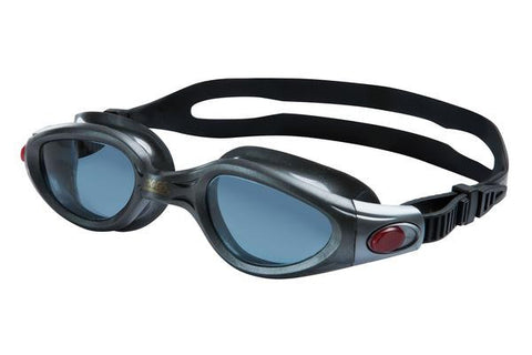 Zoggs Phantom Elite Polarized Smoke Black Swim Goggles