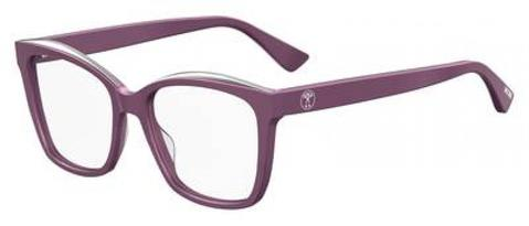 Moschino - Mos 528 Violet Eyeglasses / Demo Lenses