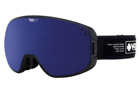 Spy - Bravo Nocturnal Goggles, Happy Bronze W/ Dark Blue Spectra Lenses