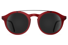 Neubau - Toni Cherry Matte / Black In Sunglasses