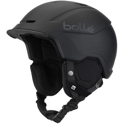 Bolle - Instinct 51-54cm Soft Black Snow Helmet