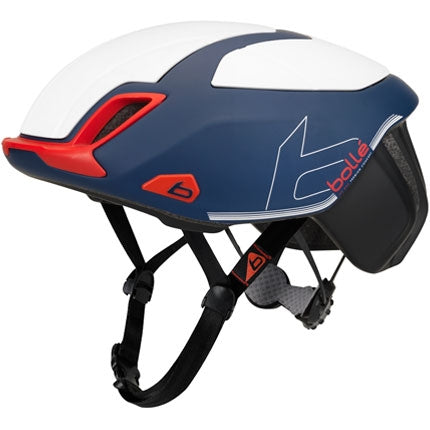 Bolle - The One Premium 54-58cm Blue Red White Bike Helmet