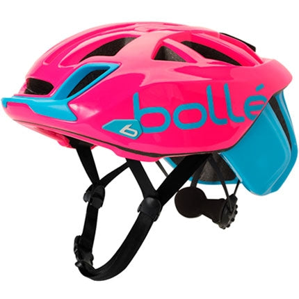 Bolle - The One Base 54-58cm Pink Blue Bike Helmet