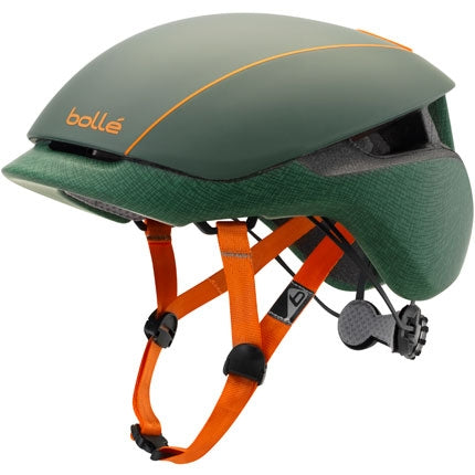 Bolle - Messenger Standard 58-62cm Khaki Orange Bike Helmet
