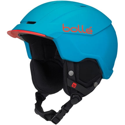 Bolle - Instinct 58-61cm Matte Blue Red Snow Helmet