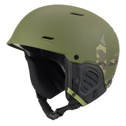 Bolle - Mute 59cm-62cm Matte Camo David Wise Signature Series  Snow Helmet