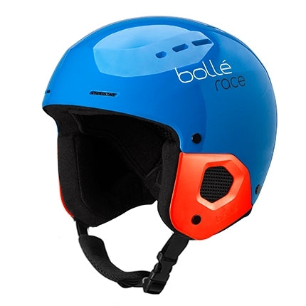Bolle - Quickster 52cm-55cm Shiny Race  Blue  Snow Helmet