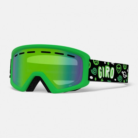 Giro - Rev Alen Snow Goggles / Loden Green Lenses