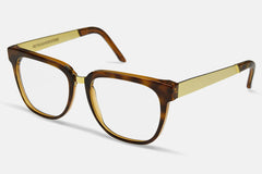 Super - People Francis Optical Havana Rx Glasses