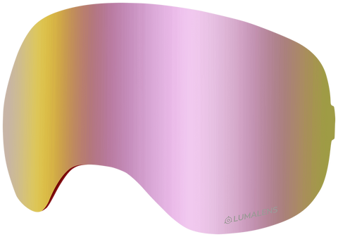 Dragon - X2 Pink Ion Snow Goggle Replacement Lens