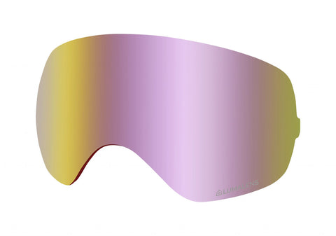 Dragon - D3 Pink Ionized  Snow Goggle Replacement Lenses /  Lenses