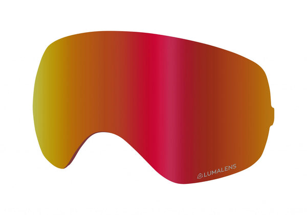 Dragon - X2S Lumalens Red Ion Snow Goggle Replacement Lens