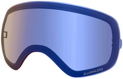 Dragon - X2s Flash Blue Snow Goggle Replacement Lens