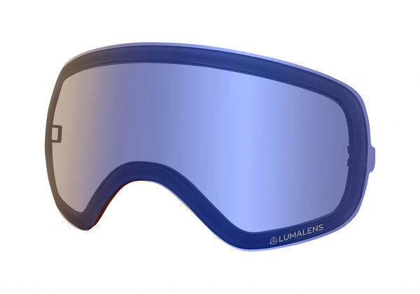 Dragon - X2S Lumalens Flash Blue Snow Goggle Replacement Lens