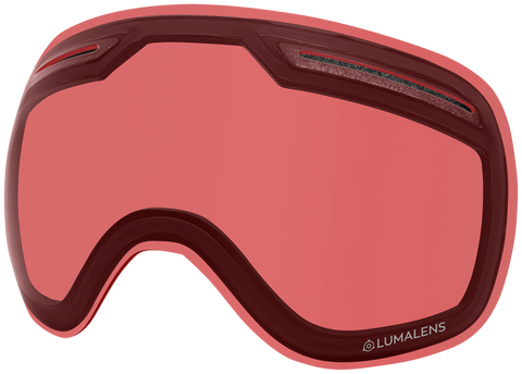 Dragon - X1 Rose Snow Goggle Replacement Lens
