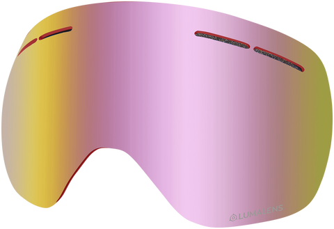 Dragon - X1s Pink Ion Snow Goggle Replacement Lens