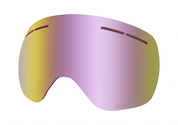 Dragon - X1S Lumalens Pink Ion Snow Goggle Replacement Lens