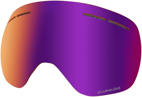 Dragon - X1s Purple Ion Snow Goggle Replacement Lens