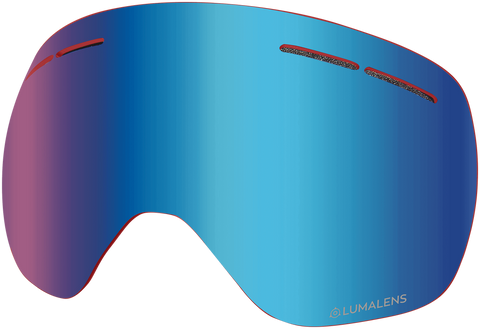Dragon - X1s Blue Ion Snow Goggle Replacement Lens